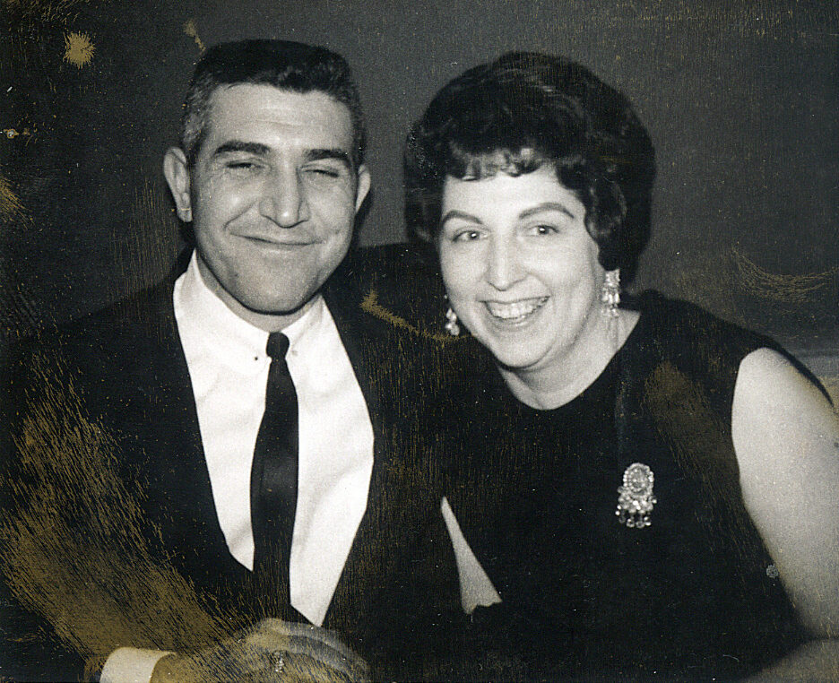 Tony and Edie Ventimiglia
